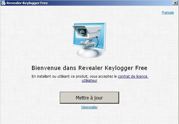 KEYLOGGER TÉLÉCHARGER FREE GRATUIT CLUBIC REVEALER